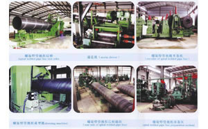 Steel Pipe Welding Machine